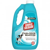 "Simple Solution Stain and Odor Remover 1 Gallon 5.42"" x 7.09"" x 11.88"""