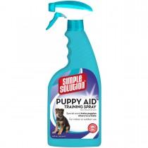"""Simple Solution Puppy Aid Training Spray 16oz 1.7"""" x 3.9"""" x 11"""""""