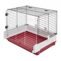 """Midwest Wabbitat Deluxe Rabbit Home Wire Extension Gray 37"""" x 19"""" x 20"""""""