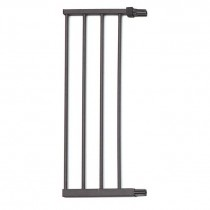 "Midwest Steel Pressure Mount Pet Gate Extension 11"" Graphite 11.375"" x 1"" x 29.875"" - 2929SG-11"