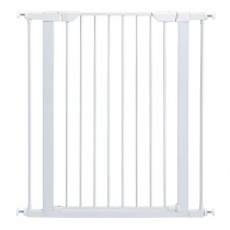 "Midwest Steel Pressure Mount Pet Gate White 29.5"" - 38"" x 1"" x 39.125"" - 2939SW"