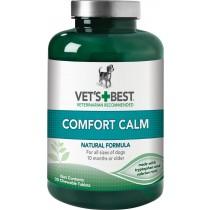 "Vet's Best Dog Comfort Calm Supplement 30 Tablets Green 2.5"" x 2.5"" x 4.94"""