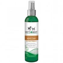 "Vet's Best Pet Natural Mosquito Repellent 8oz Green 1.75"" x 1.75"" x 7.88"""