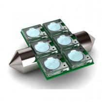 """BioBubble LED Bulb UV00 7.5"""" x 4"""" x 0.5"""""""