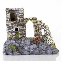 "BioBubble Decorative Mow Cap Castle Small 7.25"" x 4.75"" x 6"" - BIO-60264900"