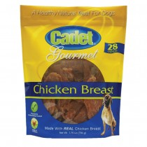 Cadet Premium Gourmet Chicken Breast Treats 28 ounces
