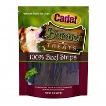 Cadet Butcher Treats Beef Strips 8 ounces