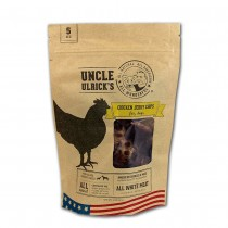 All Natural and All American Chicken Jerky Chips 5 ounces
