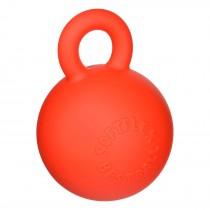 """Hueter Toledo Soft Flex Gripper Ball Dog Toy Red 5"""" x 5"""" x 6.7"""""""