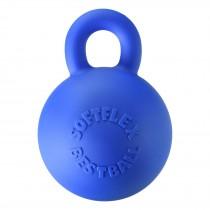 """Hueter Toledo Soft Flex Gripper Ball Dog Toy Blue 7"""" x 7"""" x 7.9"""""""