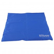 "Hugs Pet Products Pet Chilly Mat Medium Blue 19.5"" x 15.5"" x 0.75"" - HUG-09730"