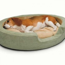 K&H Pet Products Thermo Snuggly Sleeper Oval
