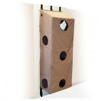 K&H Pet Products Hangin Cat Condo Tan