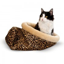 K&H Pet Products Self Warming Kitty Sack