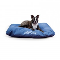 "K&H Pet Products K-9 Ruff n' Tuff Indoor-Outdoor Pet Bed Medium Blue 27"" x 36"" x 3"""