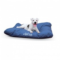 "K&H Pet Products K-9 Ruff n' Tuff Indoor-Outdoor Pet Bed Large Blue 36"" x 48"" x 4"""