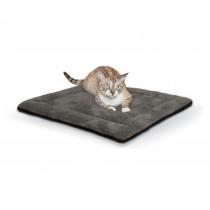 """K&H Pet Products Self-warming Pet Pad Gray/Black 21"""" x 17"""" x 1"""""""