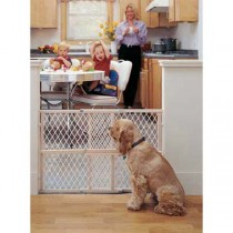 "North States Easy Adjust - Diamond Mesh Gate 26.5"" - 42"" x 23"" - NS4600"