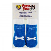 Woodrow Wear Power Paws Advanced Blue/Bone