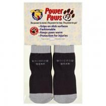 Woodrow Wear Power Paws Advanced Black/Grey