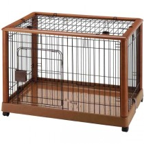 "Richell Mobile Pet Pen 940 - Medium 36.8"" x 24.2"" x 26"" - R94128"