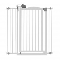 Tall One-Touch Pressure Mounted Pet Gate II