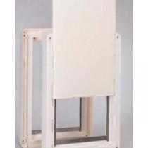 Ideal Ruff Weather Pet Door Super Large - RWSL