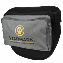 Starmark Dog Pro Training Treat Pouch Black/Gray