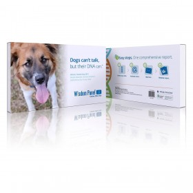 Mars Veterinary Wisdom Panel 3.0 Canine DNA Test - DNA-3.0