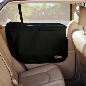 K&H Pet Products Vehicle Door Protector Black 19'' x 27''