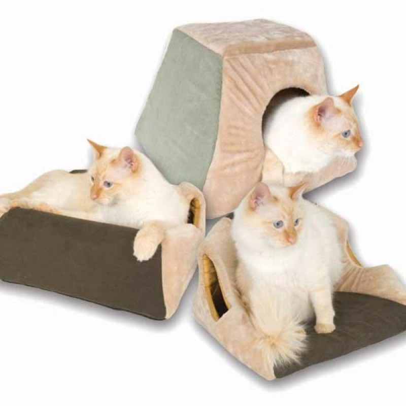 K&H Pet Products Thermo Kitty Cabin