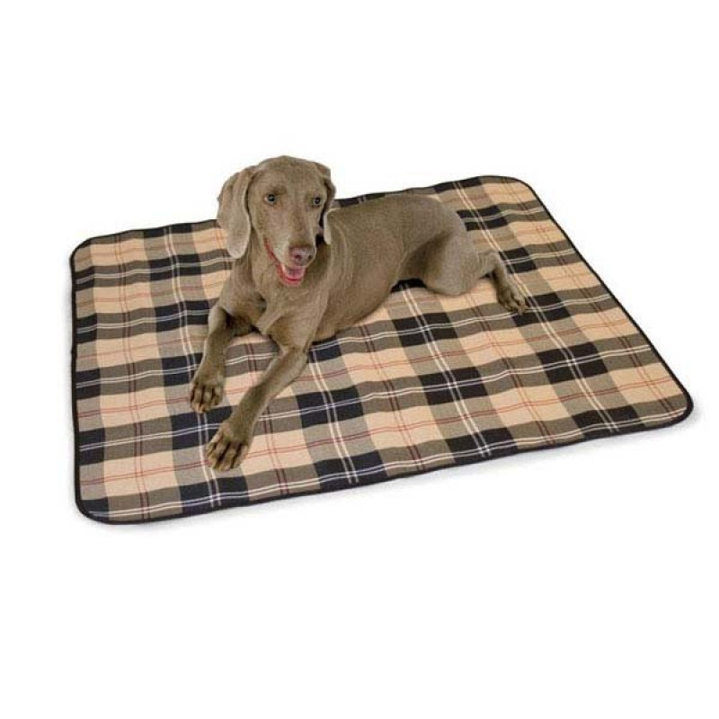 K&H Pet Products All Purpose Throw Plaid